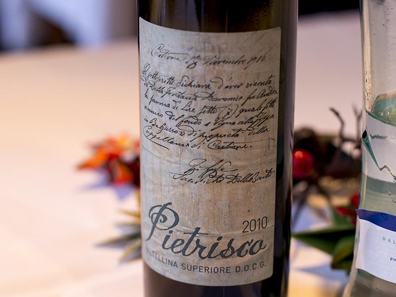 valtellina superiore, vino, Lanterna Verde, Chef Tonola, Villa di Chiavenna