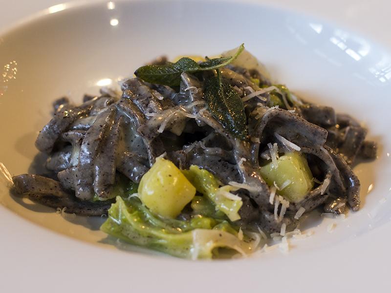 pizzoccheri, Lanterna Verde, Chef Tonola, Villa di Chiavenna