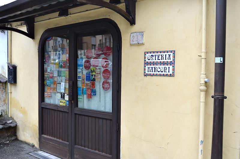 Antica Osteria Marconi, Potenza
