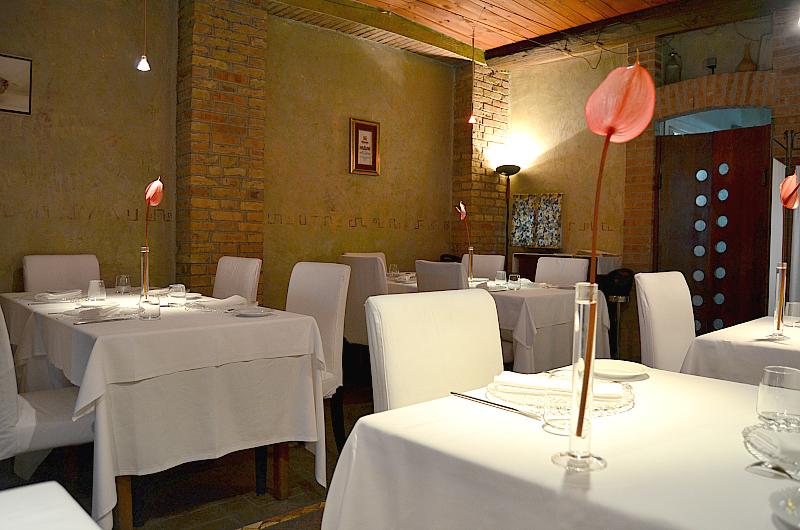 sala, Antica Osteria Marconi, Potenza