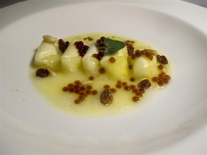 ananas, Marconi, Chef Aurora Mazzucchelli, Sasso Marconi