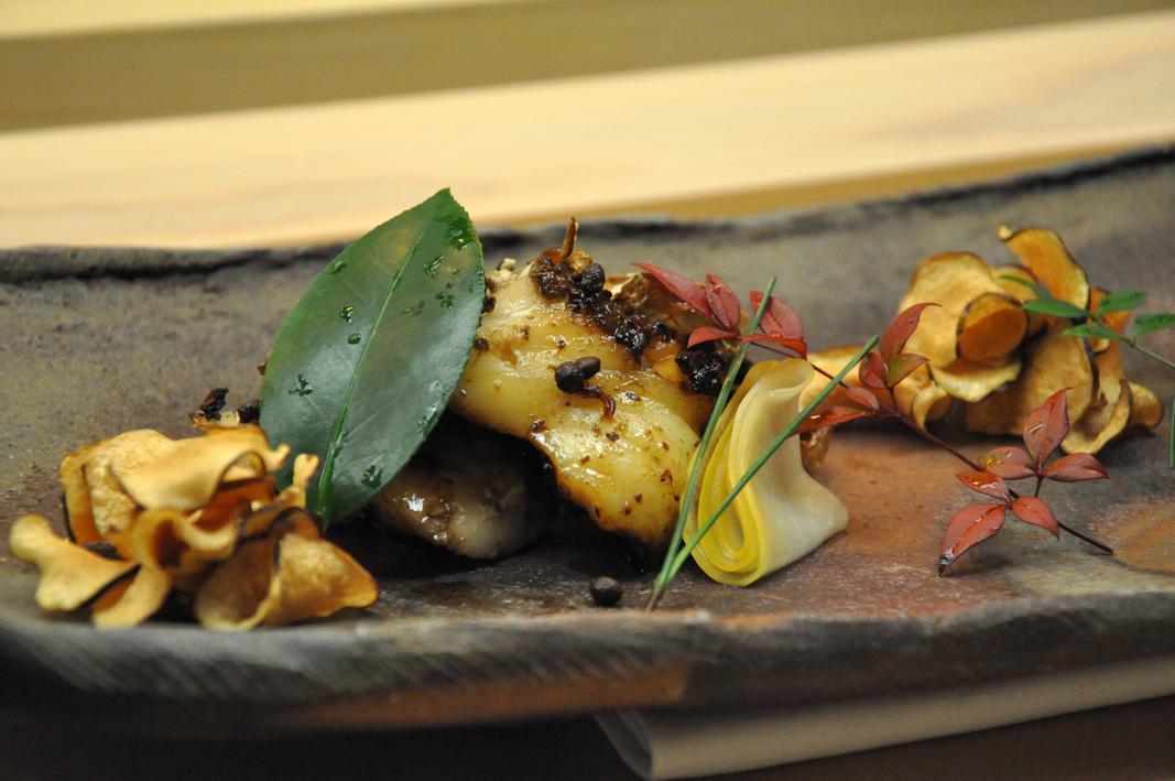 san pietro, Okuda, Chef Shun Miyahara, Parigi