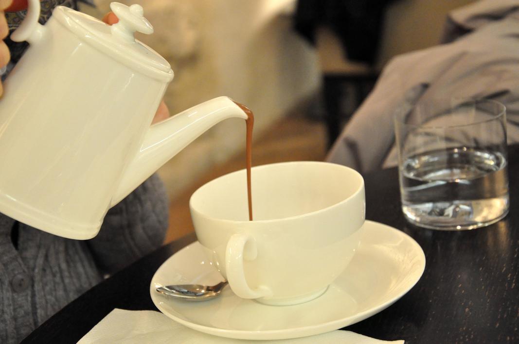 cioccolata, Parigi di zucchero, Jacques Genin