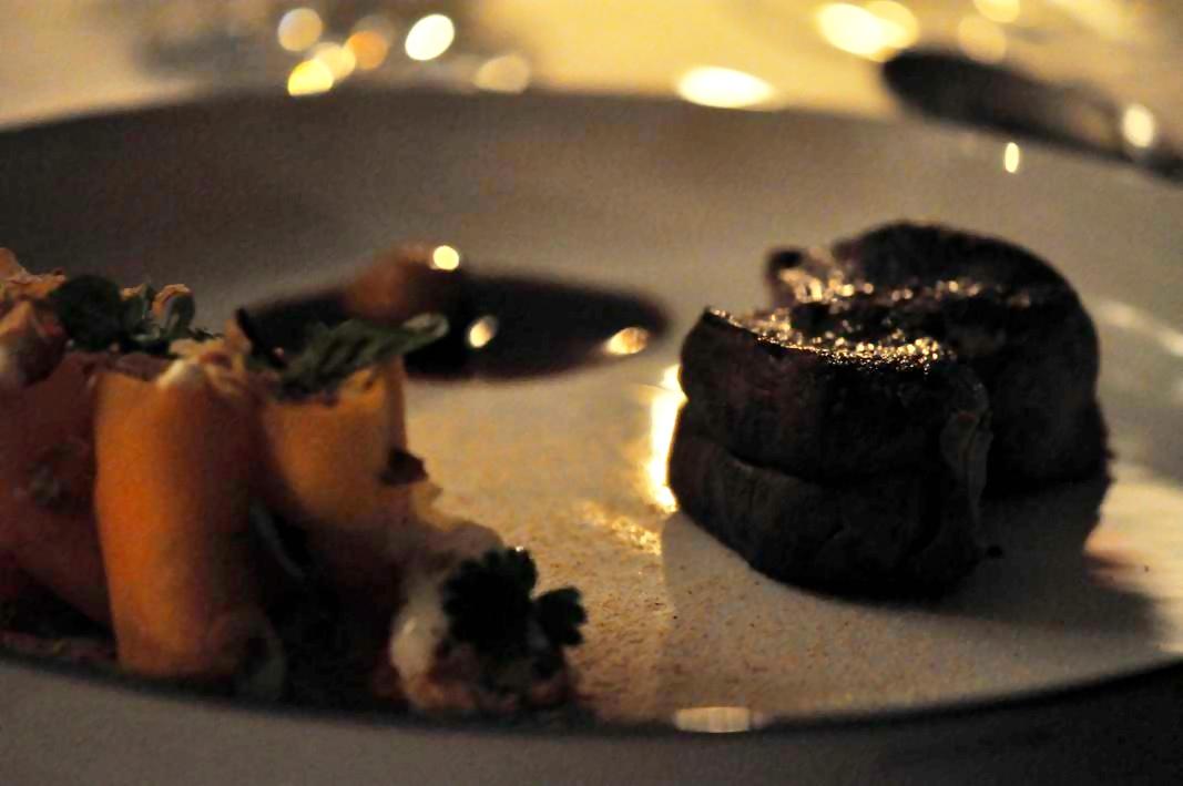 capriolo, Restaurant Jean François Piège, Parigi