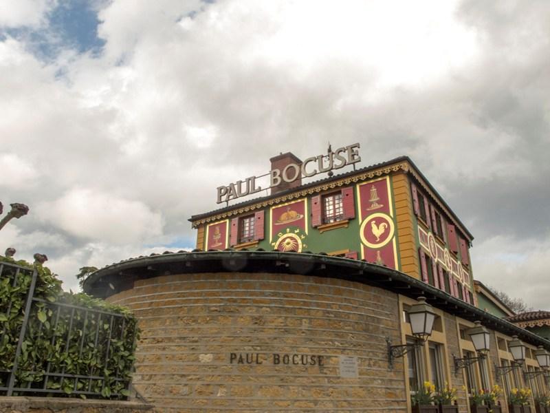 Auberge du Pont de Collonges, Chef Paul Bocuse