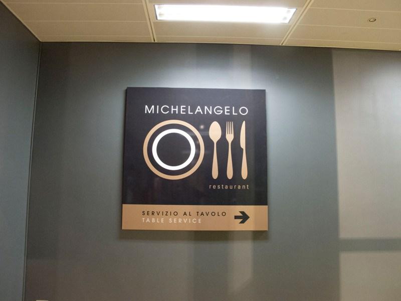 Michelangelo, Chef Michelangelo Citino, Linate