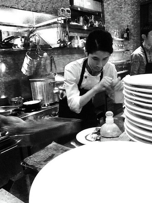 Friday Five, Speciale Giappone, Tatsuhiko Hada
