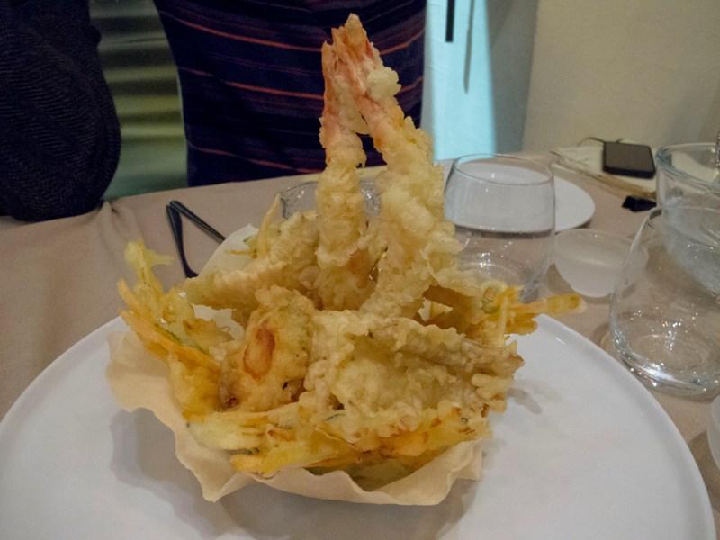 tempura, Wicky's Wicuisine, Chef Wicky Priyan, Milano