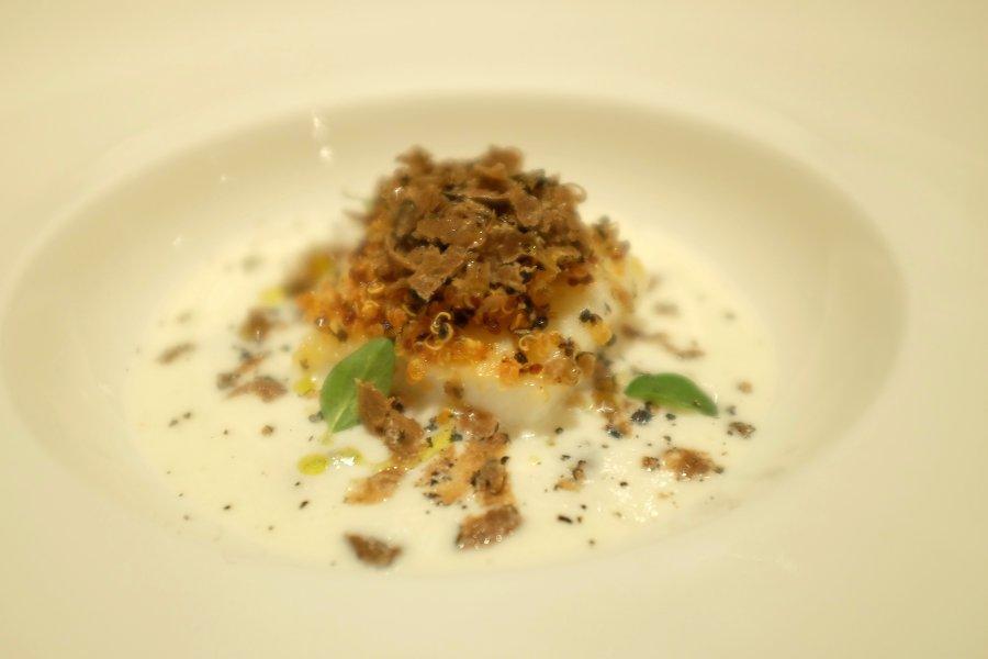 merluzzo con latte, Antonio Abbruzzino, Catanzaro