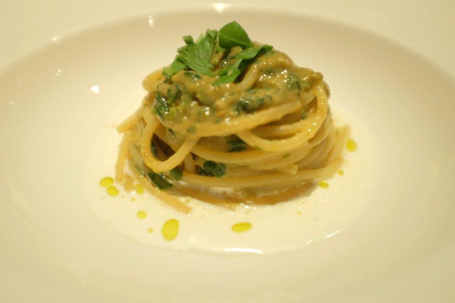 spaghettone alle vongole, Antonio Abbruzzino, Catanzaro
