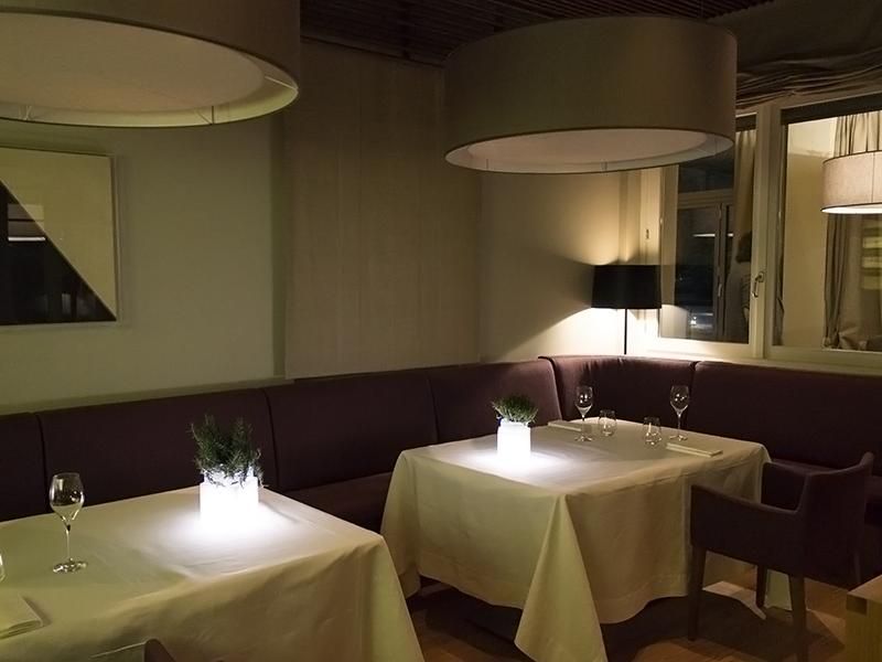 Kitchen, Chef Paolo Lopriore, Como