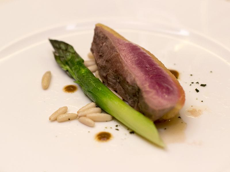 petto d'anatra, Kitchen, Chef Paolo Lopriore, Como
