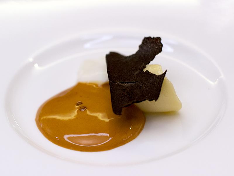 latte cagliato, Kitchen, Chef Paolo Lopriore, Como