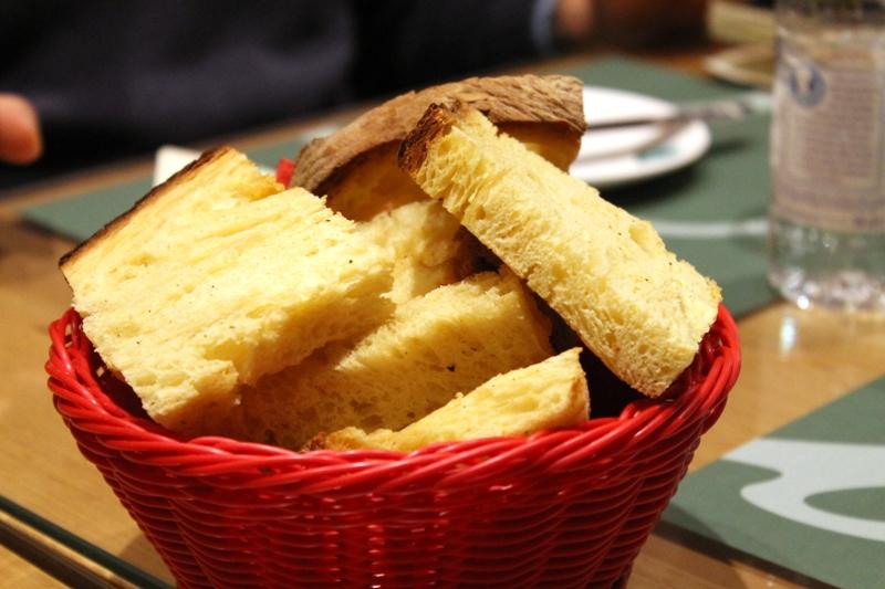 Pane di Matera, LadyBù, Chef Riccardo Orfino, Milano