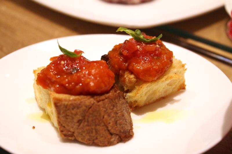 pane e pummarola, LadyBù, Chef Riccardo Orfino, Milano