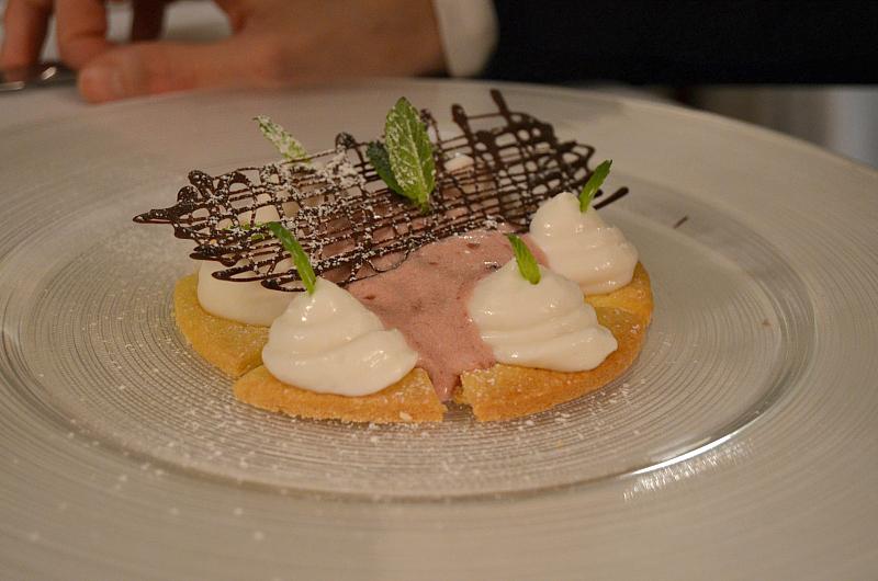 pizza di ricotta, Locanda Severino, Chef Lombardo, Caggiano, Salerno