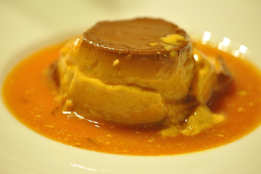 latte ristretto al caramello, Antica Osteria del Mirasole, Chef Franco Cimini, San Giovanni in Persiceto, Bologna