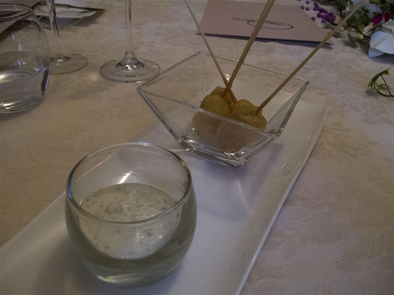 aperitivo, Nido del Picchio, Chef  Daniele Repetti, Carpaneto, Piacenza