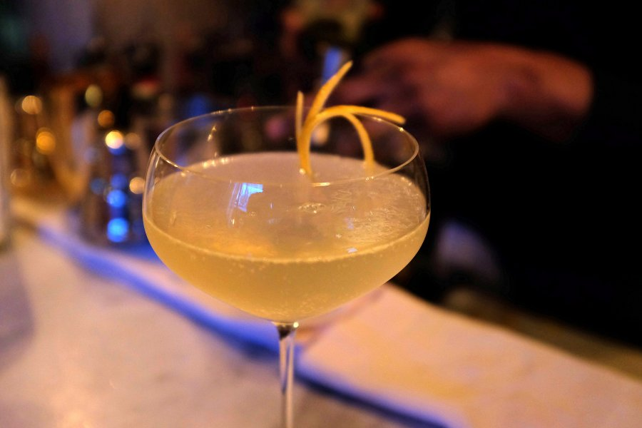 french75, Bottega del Vino, Chef Dario Macchi, Milano