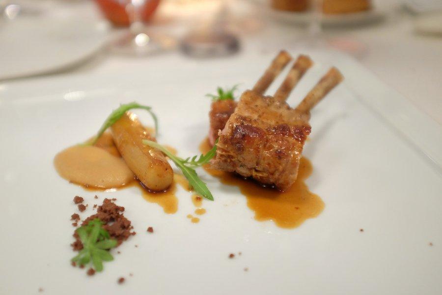 agnello, Il Pagliaccio, Chef Anthony Genovese, Roma
