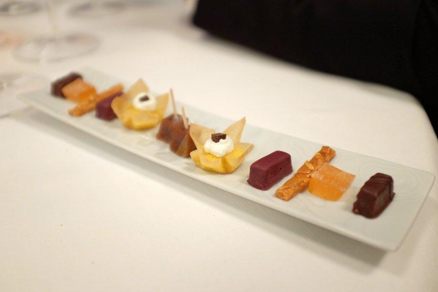 piccola pasticceria, Il Pagliaccio, Chef Anthony Genovese, Roma