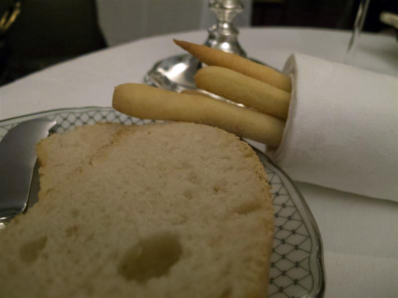 pane, Locanda dell'Angelo, chef Mauro Ricciardi, Ameglia