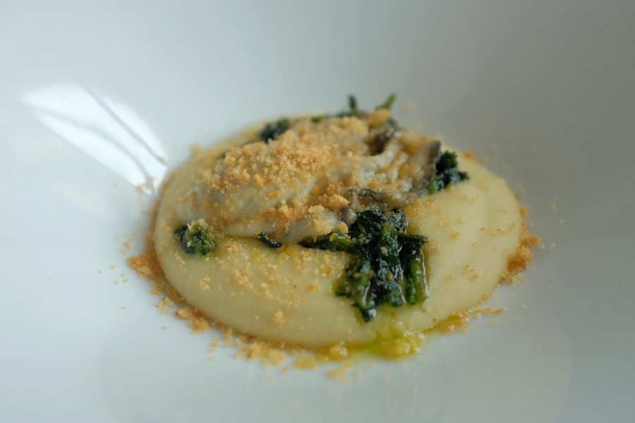 crema di fave bianche, Angelo Sabatelli, Monopoli, Bari, Puglia