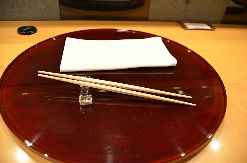 mise en place, Taian, Chef Hitoshi Takahata, Osaka, Japan