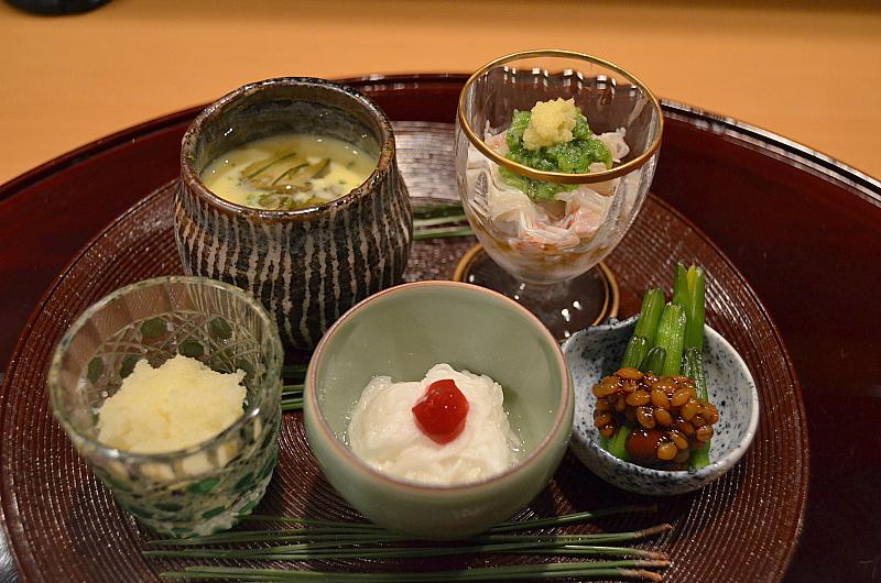 zuppa di mais, Taian, Chef Hitoshi Takahata, Osaka, Japan