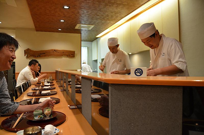 Taian, Chef Hitoshi Takahata, Osaka, Japan