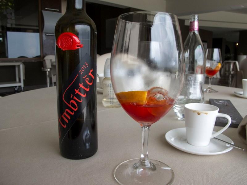 bitter, Le Giare, Chef Gianluca Gorini, Montiano, Cesena