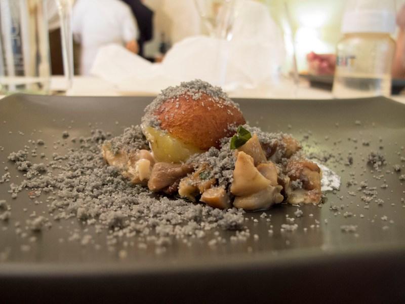 Patata, Il Tiglio, Chef Enrico Mazzaroni, Montemonaco, Marche