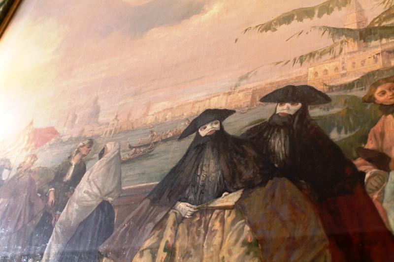 dipinti, ABC Quadri, Famiglia Alajmo, Venezia