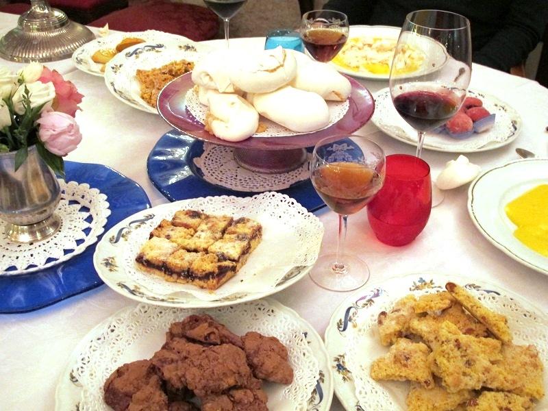 piccola pasticceria, L'Ambasciata, Fratelli Tamani, Quisitello