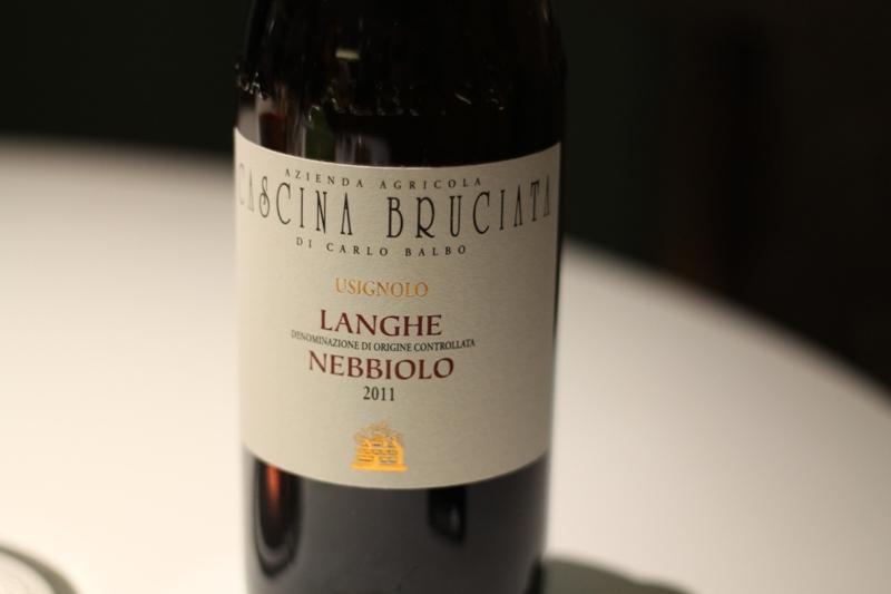 nebbiolo, Aqua Crua, chef Baldessari, Barbarano Vicentino