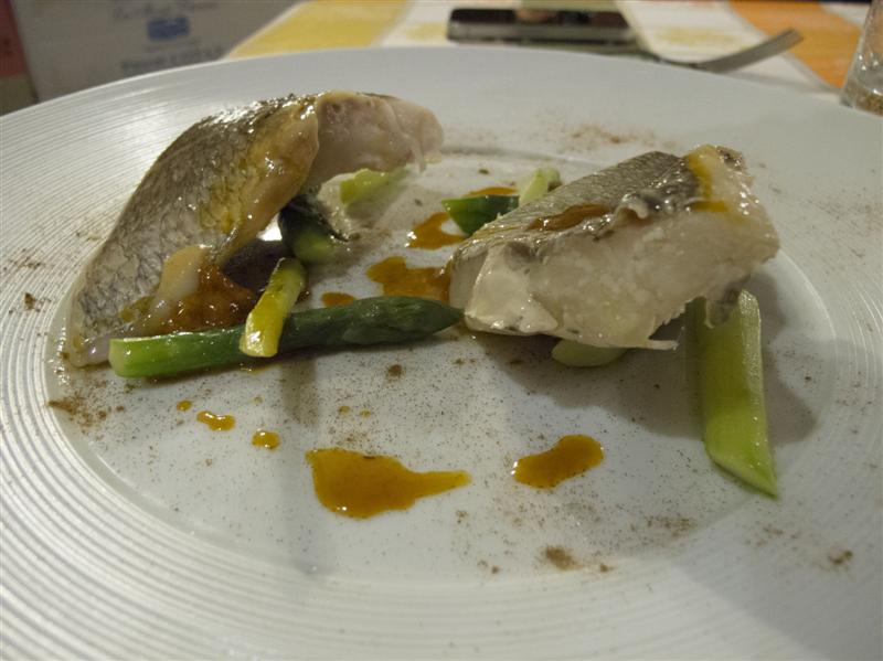 Pezzonia, Trattoria Barsotti, Chef Lorenzo Barsotti, Marzabotto