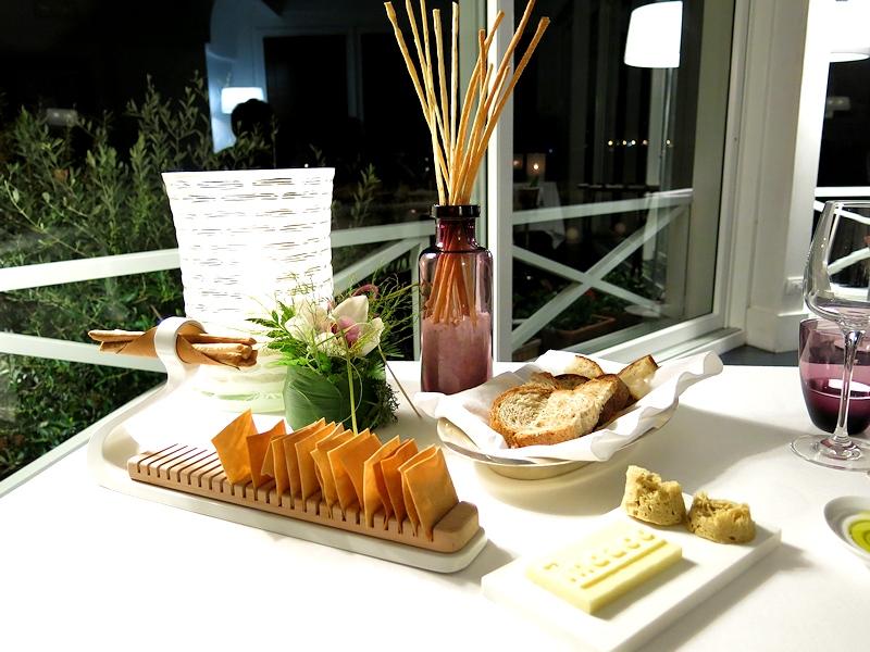 cestino del pane, Indaco, Chef Pasquale Palamaro, Lacco Ameno, Napoli, Ischia