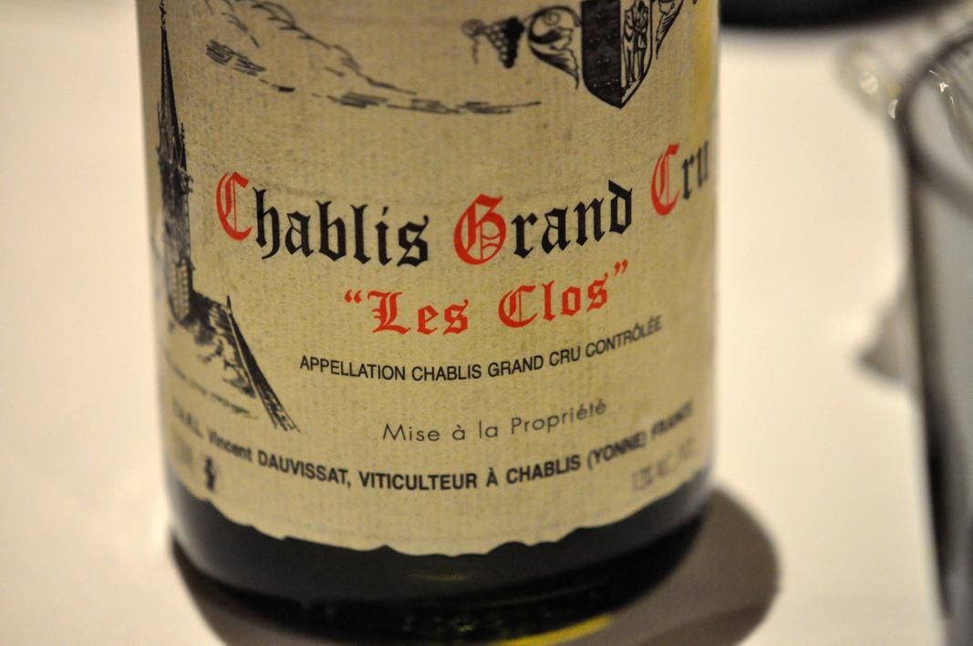 chablis, Le Jardin des Ramparts, Chef C. Bocquillon, Beaune