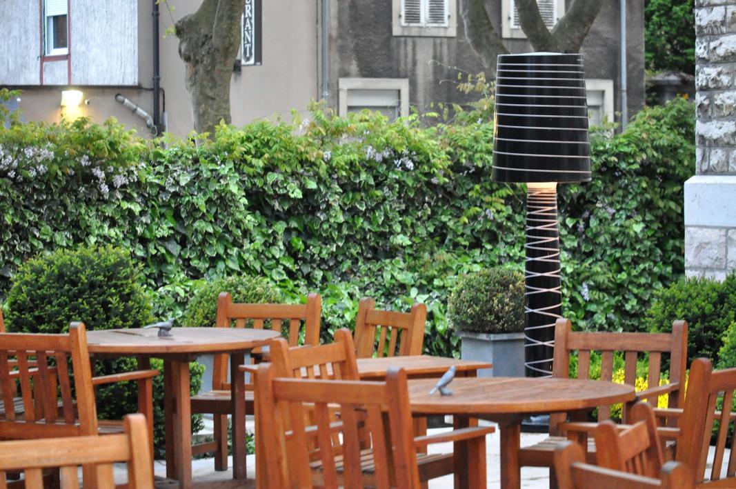 Le Jardin des Ramparts, Chef C. Bocquillon, Beaune