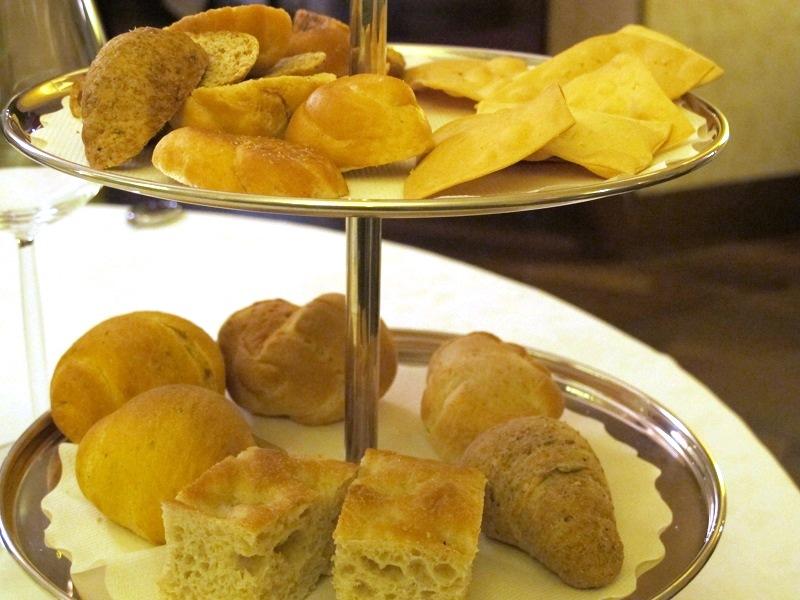 pane, Locanda di Piero, Chef Rizzardi, Montecchio Precalcino, Vicenza