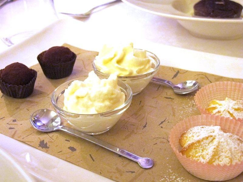 piccola pasticceria, Locanda di Piero, Chef Rizzardi, Montecchio Precalcino, Vicenza