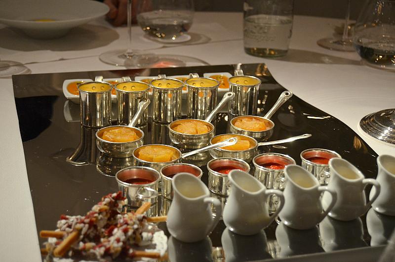 dessert,  Perbellini, chef Giancarlo Perbellini, Isola Rizza, Verona