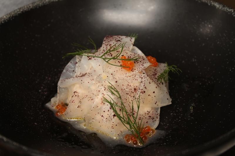 in salata di granchio, The Pig's Ear, Chef Stephen McAllister, Dublin