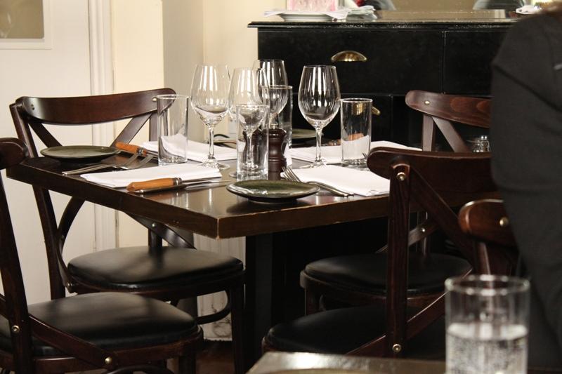 tavolo, The Pig's Ear, Chef Stephen McAllister, Dublin
