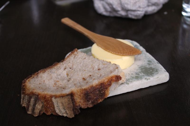 burro salato e pane, The Pig's Ear, Chef Stephen McAllister, Dublin