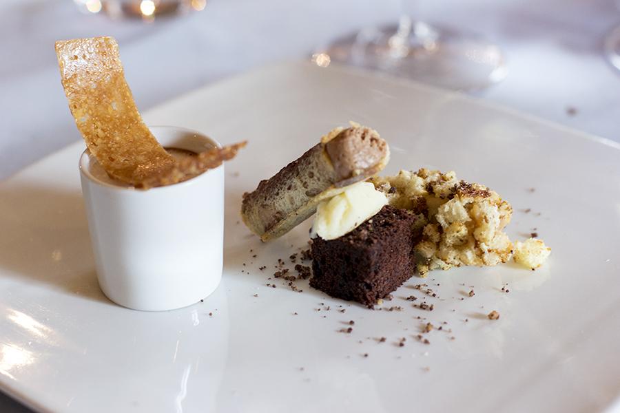Dessert, La Présef, Chef Gianni Tarabini, Mantello