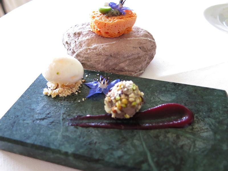 amuse bouche, Trippini, Chef Paolo Trippini, Civitella del Lago