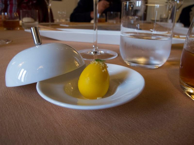 stuzzichini iniziali, Antica Osteria del Ponte, Chef Salmoiraghi, Cassinetta di Lugagnano, Milano