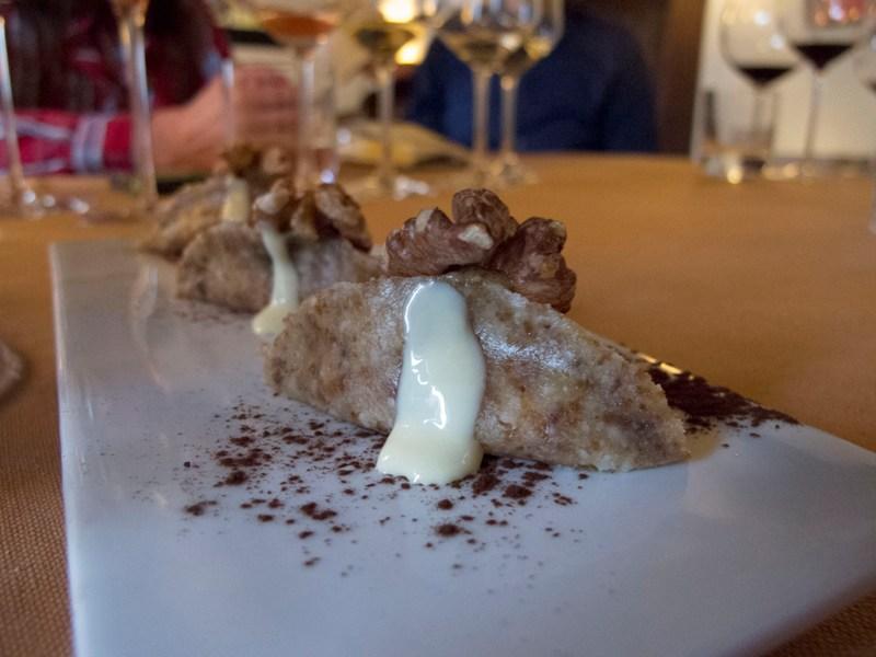 pre dessert, Antica Osteria del Ponte, Chef Salmoiraghi, Cassinetta di Lugagnano, Milano