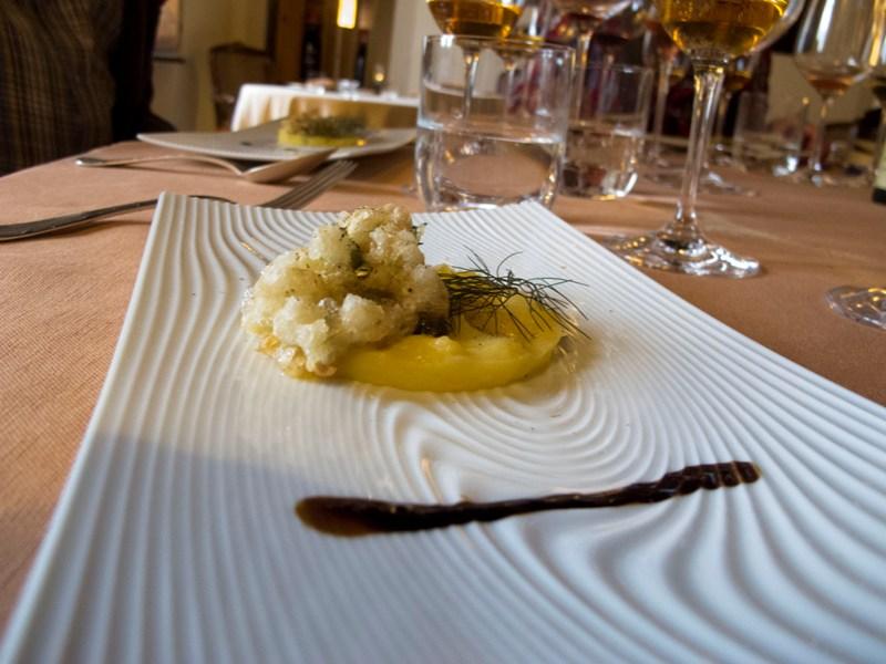 robinia, Antica Osteria del Ponte, Chef Salmoiraghi, Cassinetta di Lugagnano, Milano